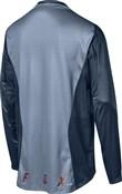 Fox Clothing Demo Camo Burn Long Sleeve  Jersey
