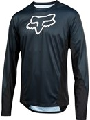 Fox Clothing Demo Camo Burn Long Sleeve  Jersey