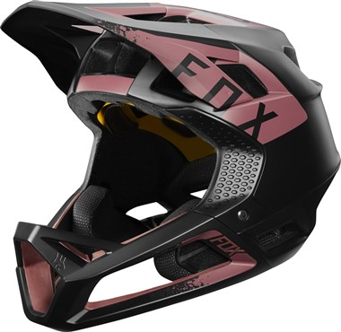 Fox Clothing Proframe Mink Womens MTB Full Face Helmet