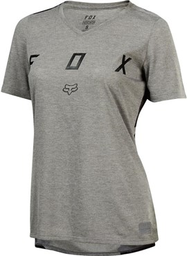 Fox Clothing Indicator Mash Camo Womens Short Sleeve Jersey
