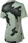 Fox Clothing Indicator Mash Camo Womens Short Sleeve Jersey