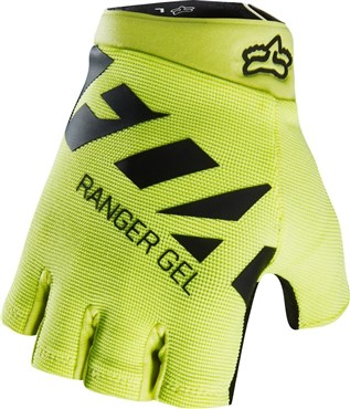 Fox Clothing Ranger Gel Short Finger Gloves / Mitts