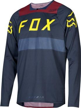 Fox Clothing Flexair Long Sleeve Jersey