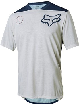 Fox Clothing Indicator Short Sleeve Asym Jersey