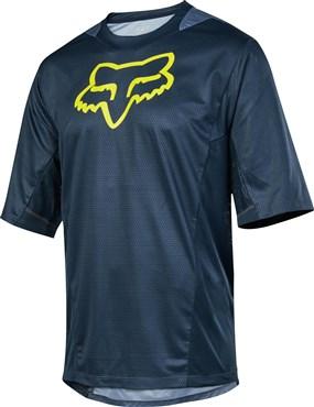 Fox Clothing Demo Camo Burn Short Sleeve Jersey