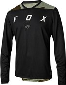 Fox Clothing Indicator Long Sleeve Mash Jersey
