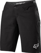 Fox Clothing Indicator Womens Baggy Shorts SS18