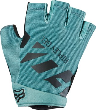 Fox Clothing Ripley Gel Womens Short Finger Gloves / Mitts