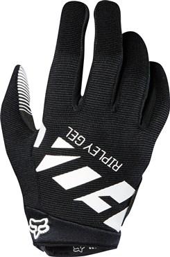 Fox Clothing Ripley Gel Womens Long Finger Gloves