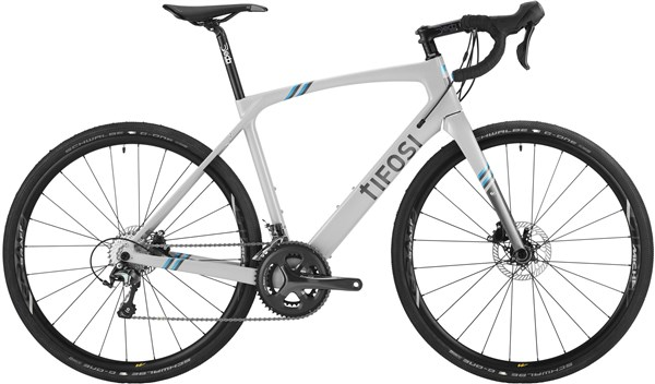 Tifosi Cavazzo Tiagra Disc Gravel 2018 - Road Bike | Racercykler