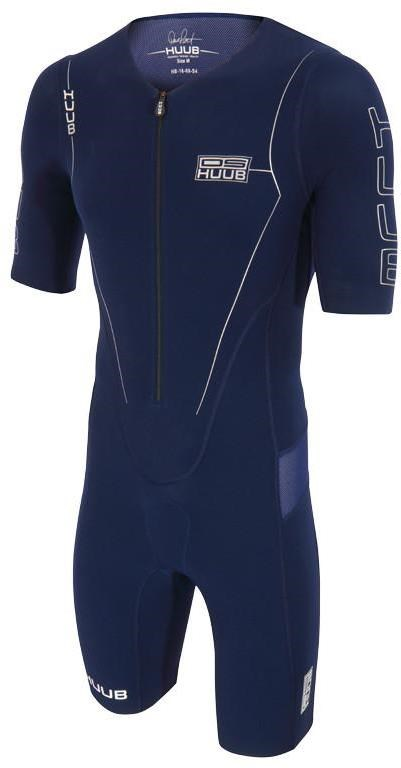 Huub Dave Scott Long Course Navy Triathlon Suit | swim_clothes