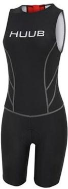 Huub Essential Rear Zip Junior Triathlon Suit
