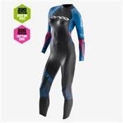 Orca Alpha Womens Full Sleeve Triathlon Wetsuit