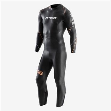 Orca S6 Full Sleeve Triathlon Wetsuit