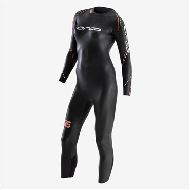 Orca S6 Full Sleeve Womens Triathlon Wetsuit