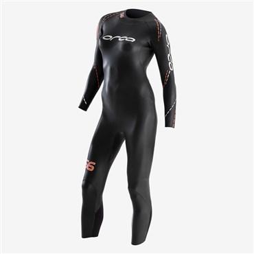 Orca S6 Full Sleeve Womens Triathlon Wetsuit