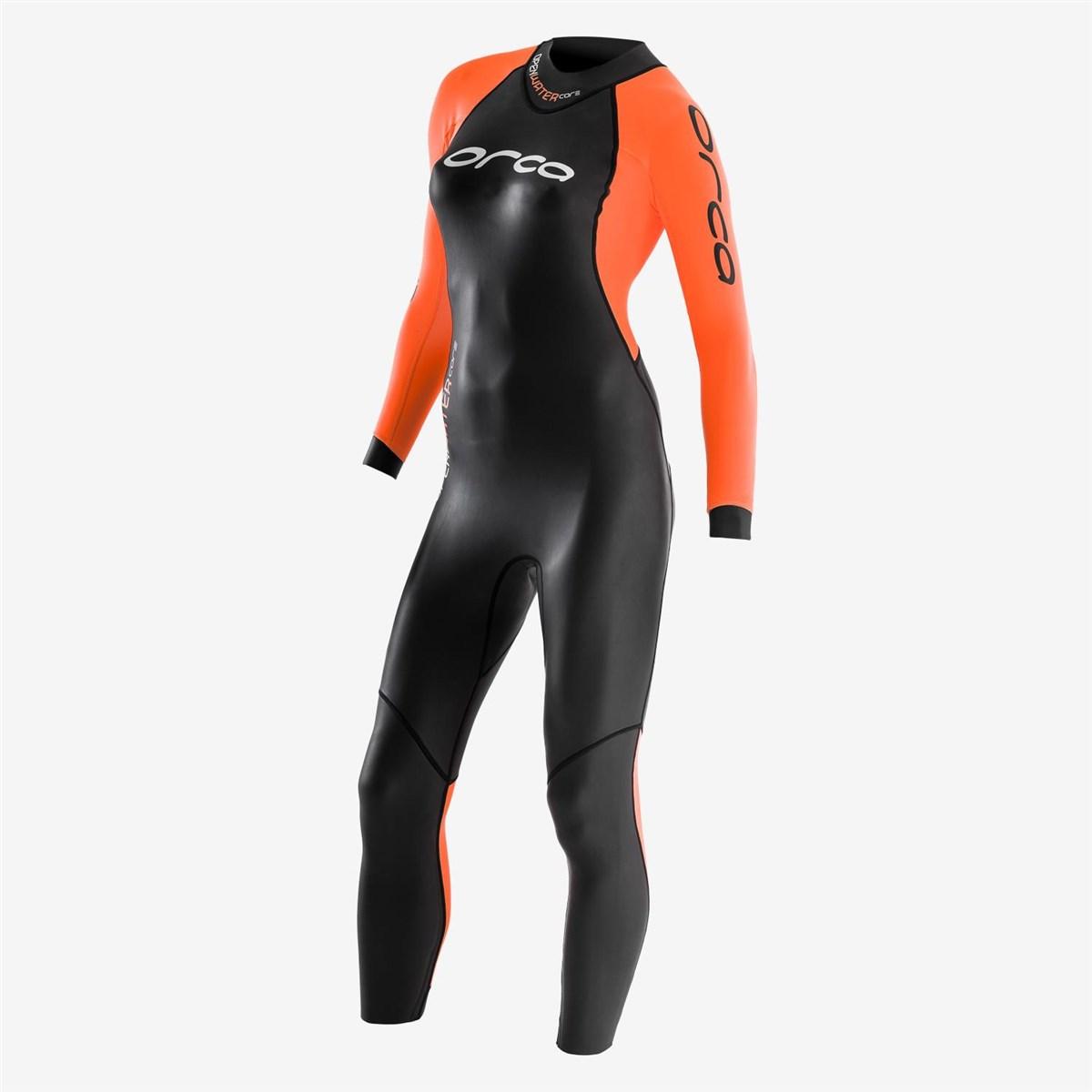 Orca Openwater One Piece Womens Triathlon Wetsuit | Tri-beklædning
