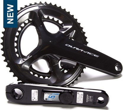 Stages Cycling Power Meter Dura-Ace R9100 LR | Powermeter