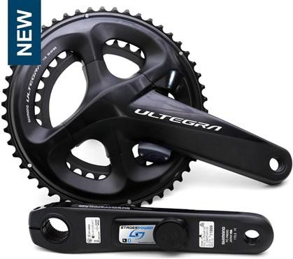 Stages Cycling Power Meter Ultegra R8000 LR | Powermeter