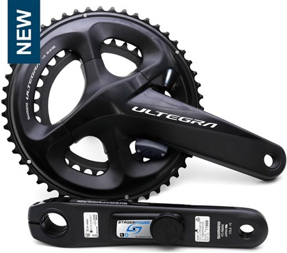 Stages Cycling Power Meter Ultegra R8000 LR