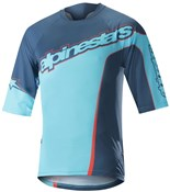 Product image for Alpinestars Crest 3/4 Sleeve Jersey