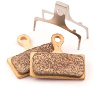 Product image for Clarks Elite Semi-Metallic Disc Brake Pads