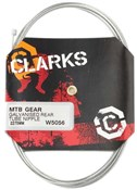 Product image for Clarks Universal Galvanised Inner Gear Wire Tube Nipple