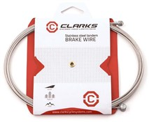 Clarks Universal S/S Inner Brake Wire