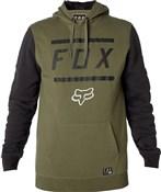Fox Clothing Listless Pullover Fleece