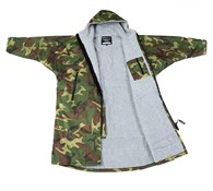 Dryrobe Advance Camo Long Sleeve Dryrobe