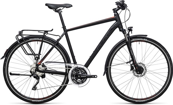 Cube Touring SL - Nearly New - 54cm 2017 - Touring Bike