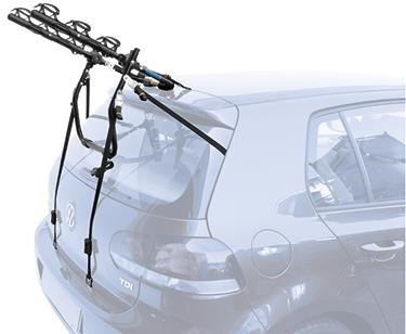 Peruzzo Cruiser Delux Boot Fitting 3 Bike Car Carrier / Rack