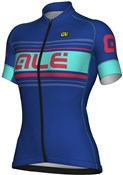 Ale Formula 1.0 Sinuosa Womens Short Sleeve Jersey SS18