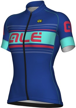 Ale Formula 1.0 Sinuosa Womens Short Sleeve Jersey