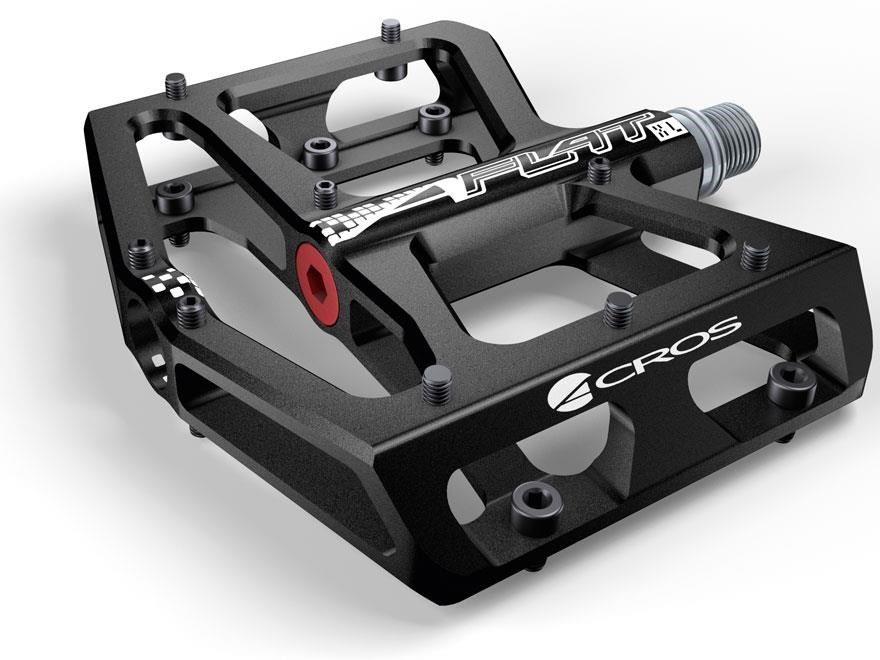 Acros A-Flat XL Pedals   Pedaler