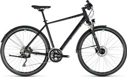 Cube Cross Allroad - Nearly New - 62cm 2018 - Bike