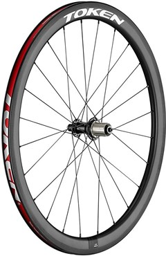 Token Resolute C45R Carbon Road Wheelset
