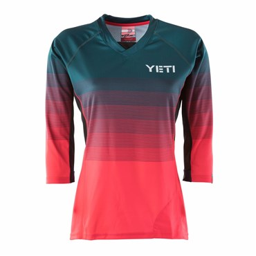 Yeti Enduro Womens Short Sleeve Jersey