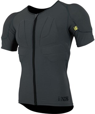 IXS Carve Protective Short Sleeve Jersey - Out of Stock  41e9fa473