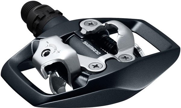 Shimano PD-ED500 SPD Pedals - 2 Sided Mechanism