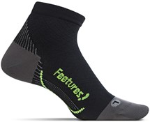 Feetures Elite Ultra Light Quarter Plantar Fasciitis Socks (1 pair)