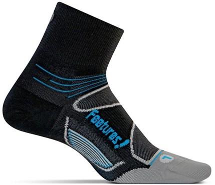 Feetures Elite Ultra Light Quarter Socks (1 pair)
