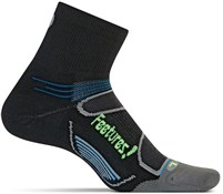 Feetures Elite Light Cushion Quarter Socks (1 pair)