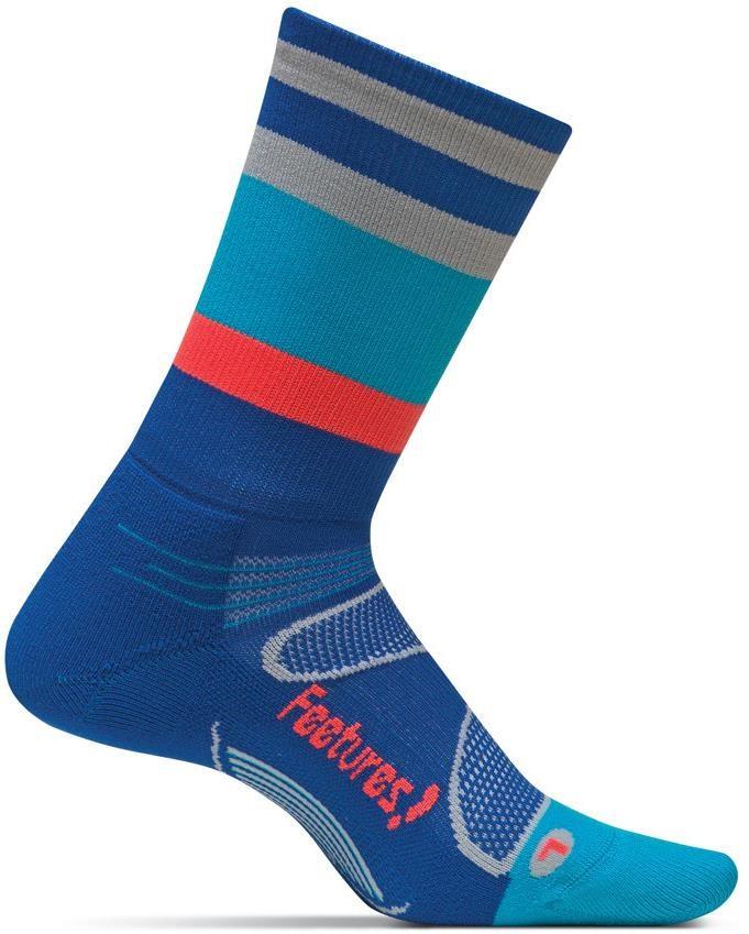 Feetures Elite Light Cushion Mini Crew Socks (1 pair)   Socks