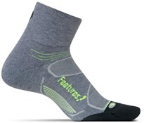Feetures Elite Max Cushion Quarter Socks (1 pair)