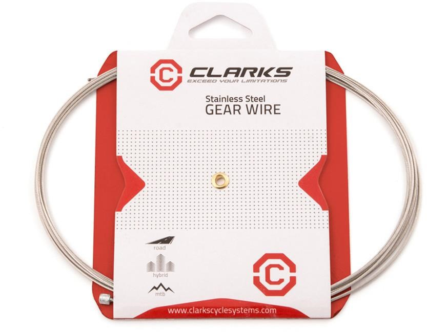 Clarks Universal Galv. Inner Gear Wire - All Maj Systems | Gear cables