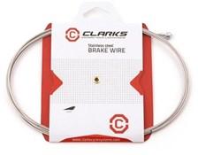 Clarks Road Stainless Steel Inner Brake Wire Pear Nipple
