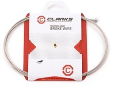 Product image for Clarks Road Stainless Steel Inner Brake Wire Pear Nipple