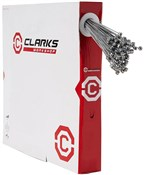 Clarks MTB/Hybrid Stainless Steel Brake Wire Barrel Nipple