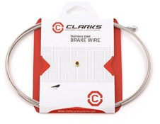 Product image for Clarks Rear Stainless Steel MTB Brake Cable